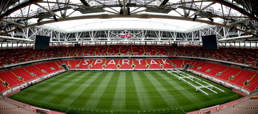 Ny aftale med Spartak Moskva