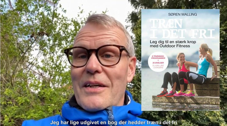 Træn i det fri med e-bog
